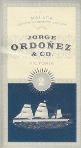 2015 JORGE ORDONEZ VICTORIA NO 2 375ML