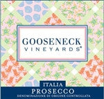GOOSENECK VINEYARDS PROSECCO 750ML