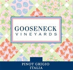 2014 GOOSENECK VINEYARDS PINOT GRIGIO 750ML