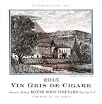 2015 BONNY DOON VINEYARDS VIN GRIS DE CIGARE 750ML