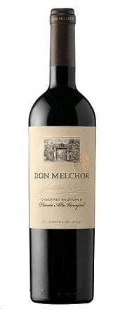 2015 DON MELCHOR CABERNET SAUVIGNON PUENTE ALTO VINEYAR 750ML