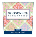 2015 GOOSENECK ROSE 750ML