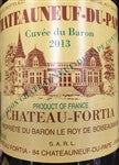 2015 CHATEAU FORTIA CHATEAUNEUF DU PAPE TRADITION 750ML