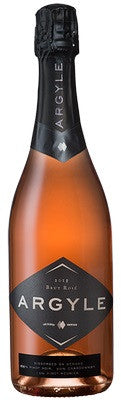 2010 ARGYLE BRUT ROSE 750ML