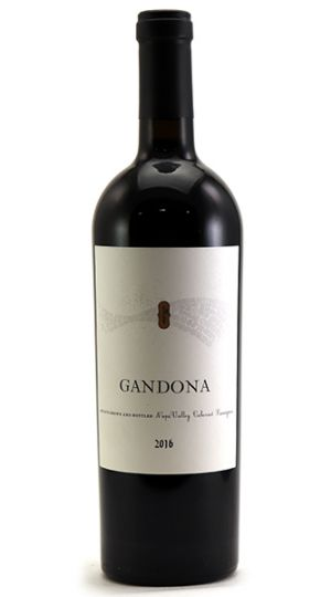 2016 GANDONA ESTATE CABERNET PRITCHARD HILL 750ML