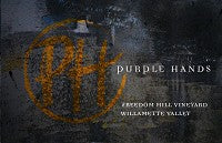 2017 PURPLE HANDS PINOT NOIR FREEDOM HILL VINEYARD 750ML