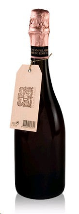 2013 CAMPOLARGO BRUTO ROSE 750ML