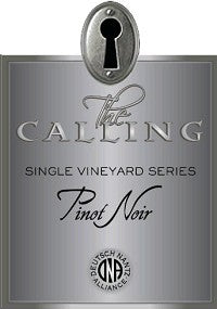 2014 THE CALLING PINOT NOIR SUNNY VIEW 750ML