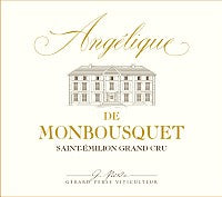 2014 ANGELIQUE DE MONBOUSQUET SAINT-EMILION 750ML