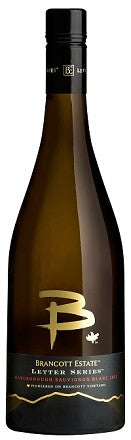 2017 BRANCOTT ESTATE SAUVIGNON BLANC B 750ML