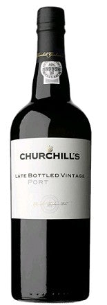2011 CHURCHILL'S PORT LATE BOTTLED VINTAGE 750ML
