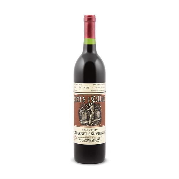 2012 HEITZ CELLARS CABERNET SAUVIGNON TRAILSIDE VINEYARD 750ML