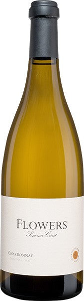 2015 FLOWERS CHARDONNAY SONOMA COAST 750ML