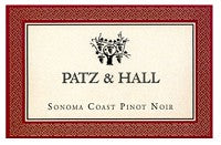 2016 PATZ & HALL PINOT NOIR SONOMA COAST 375ML