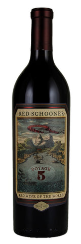 WAGNER FAMILY RED SCHOONER VOYAGE 6 750ML