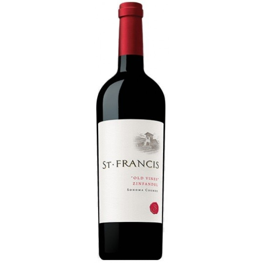2015 ST. FRANCIS ZINFANDEL OLD VINES 750ML