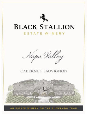 2016 BLACK STALLION CABERNET SAUVIGNON 750ML