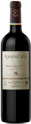 2017 CARO AMANCAYA RESERVE RED 750ML