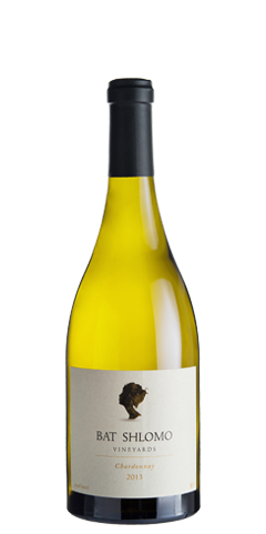 2013 BAT SHLOMO CHARDONNAY 750ML