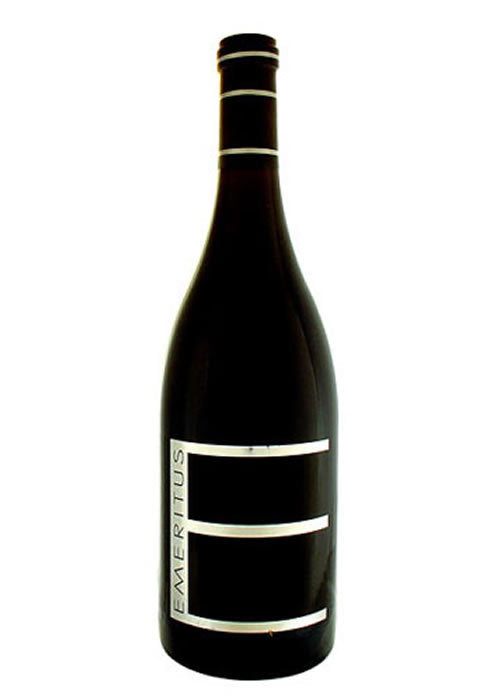 2015 EMERITUS PINOT NOIR HALLBERG RANCH 750ML