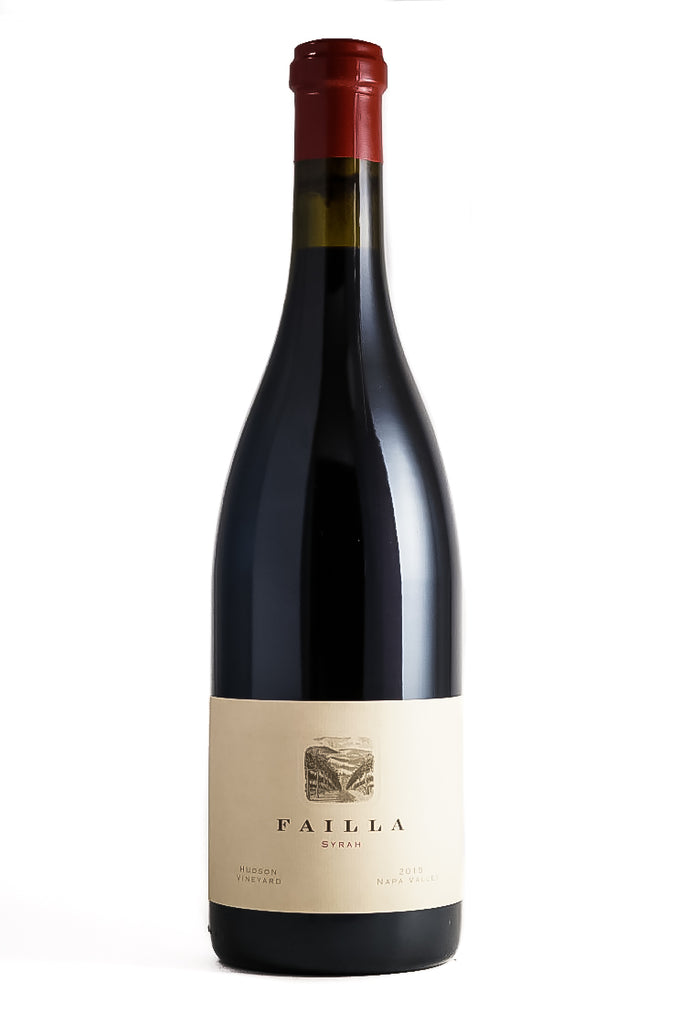 2015 FAILLA SYRAH HUDSON VINEYARD 750ML