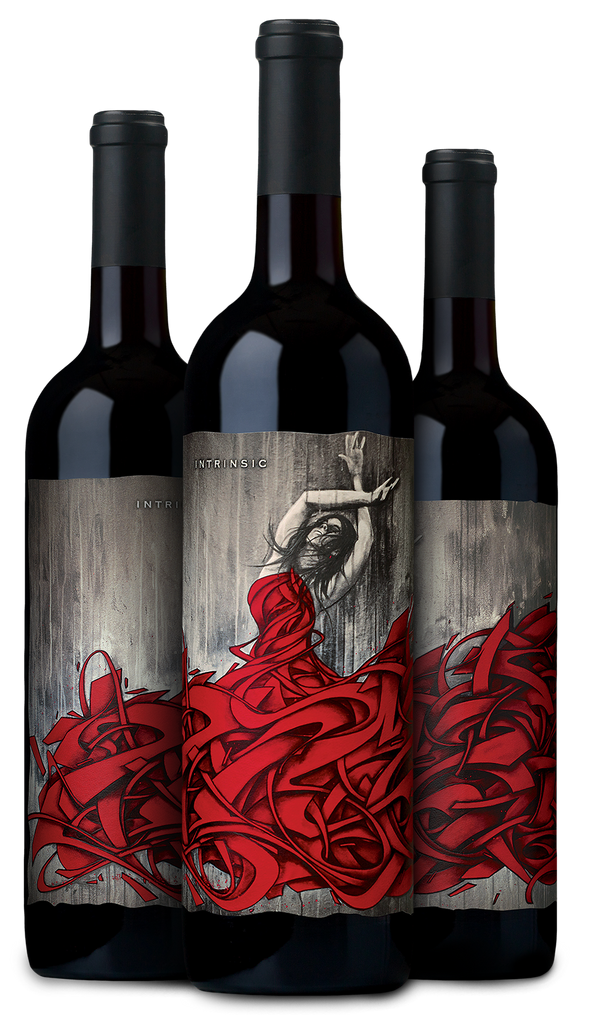 2016 INTRINSIC CABERNET SAUVIGNON 750ML