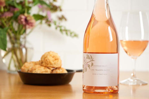 2017 LONG MEADOW RANCH PINOT NOIR ROSE ANDERSON VALLEY 750ML