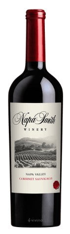2013 NAPA SMITH WINERY CABERNET SAUVIGNON 750ML