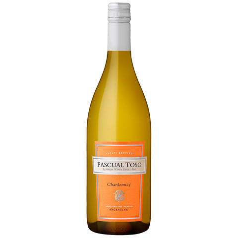2016 PASCUAL TOSO CHARDONNAY 750ML