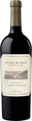 2015 PINE RIDGE CABERNET SAUVIGNON NAPA VALLEY 750ML