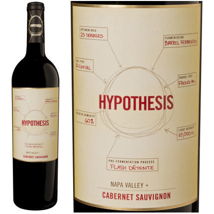 2014 EDUCATED GUESS HYPOTHESIS CABERNET SAUVIGNON 750ML