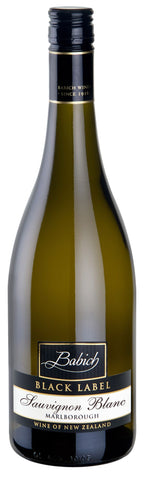 2017 BABICH SAUVIGNON BLANC BLACK LABEL 750ML