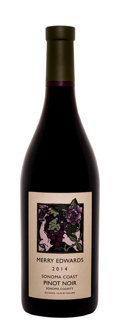2013 MERRY EDWARDS PINOT NOIR SONOMA COAST 750ML