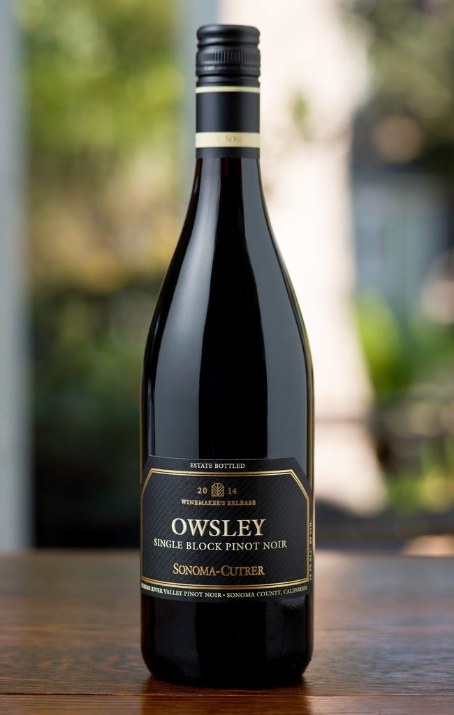 SONOMA-CUTRER PINOT NOIR OWSLEY WINEMAKERS RESERVE 750ML