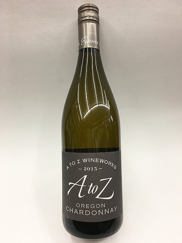 2015 A TO Z CHARDONNAY 750ML