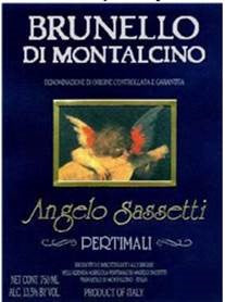 2013 PERTIMALI BRUNELLO ANGELO SASSETTI 750ML