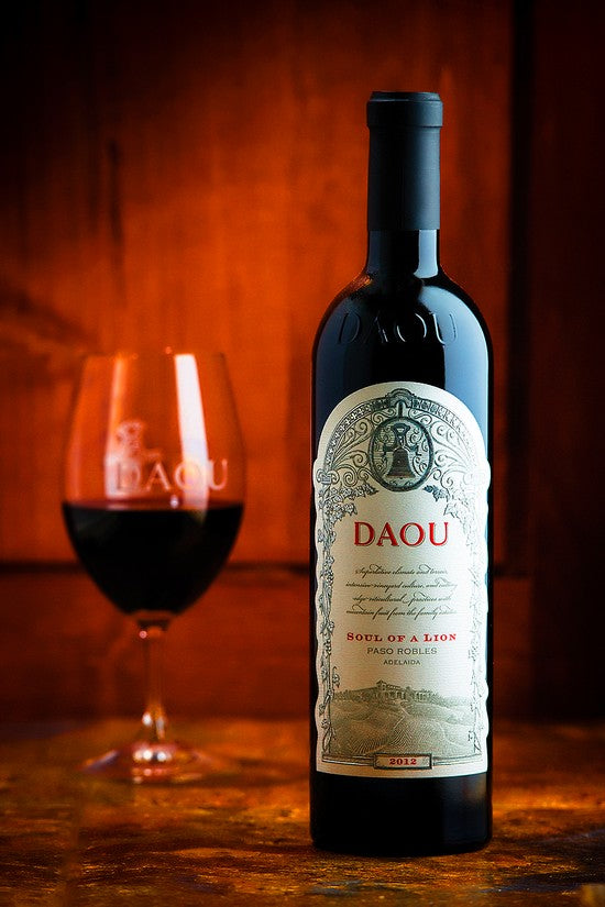 2013 DAOU VINEYARDS CABERNET SOUL OF A LION 750ML