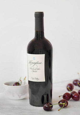2015 HOURGLASS BLUELINE ESTATE CABERNET SAUVIGNON 750ML