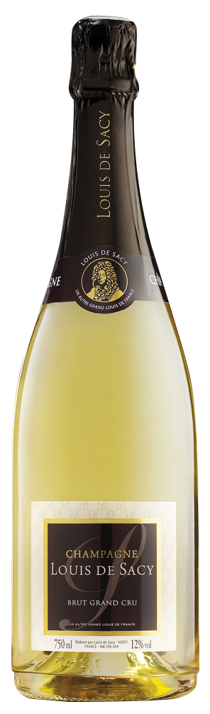 LOUIS DE SACY GRAND CRU BRUT CHAMPAGNE 375ML