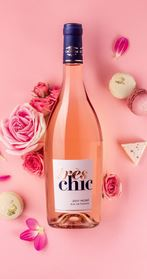 2018 LE GRAND COURTAGE ROSE TRES CHIC 750ML