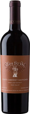 2015 CLOS DU VAL ESTATE CABERNET 750ML
