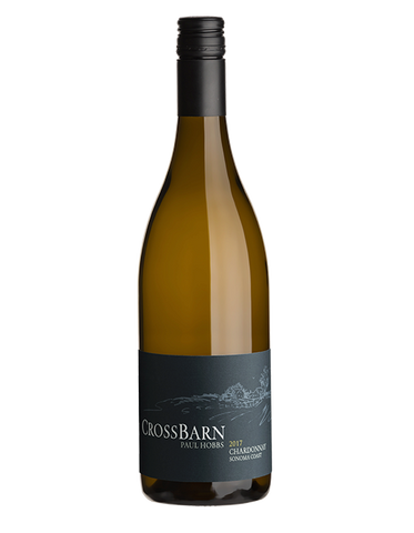 2018 CROSSBARN BY PAUL HOBBS SONOMA COAST CHARDONNAY 750ML
