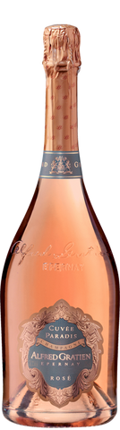 2007 ALFRED GRATIEN CHAMPAGNE BRUT ROSE CUVEE PARADIS 750ML