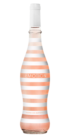 2018 RESERVE DES BERTRANDS ROSE EMOTION 750ML