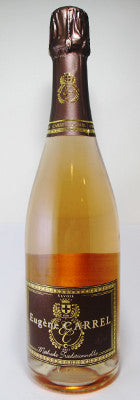 EUGENE CARREL BRUT ROSE 750ML