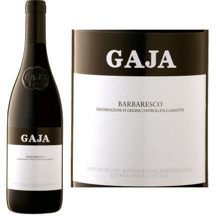 2012 GAJA BARBARESCO 750ML