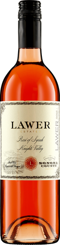 2017 LAWER ROSE OF SYRAH 750ML