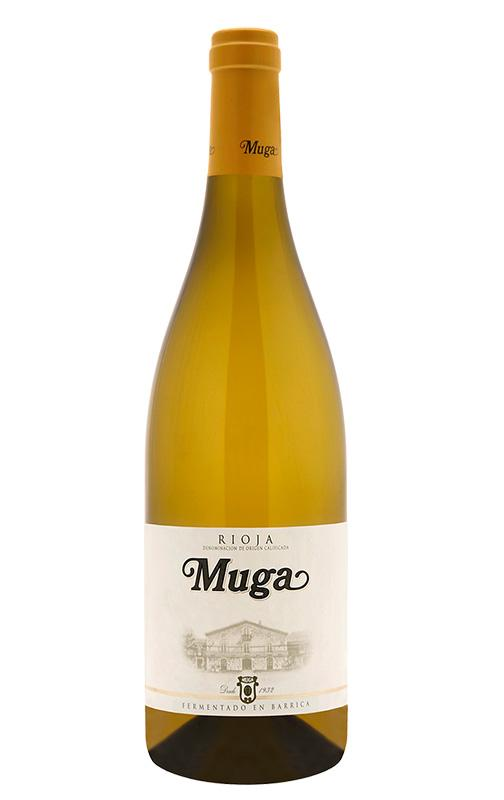 2017 MUGA BLANCO 750ML