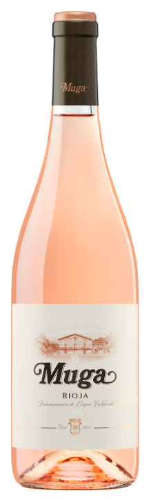 2018 MUGA ROSE 750ML