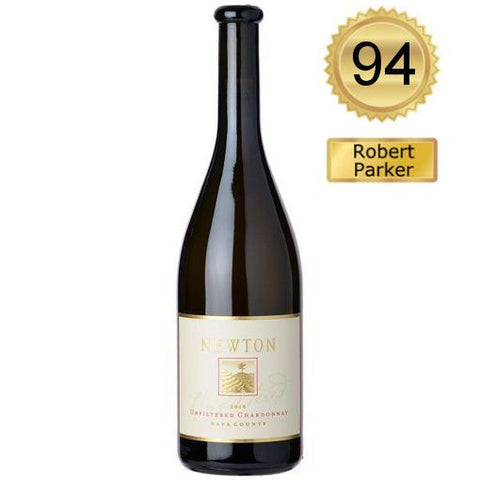 2015 NEWTON CHARDONNAY UNFILTERED 750ML